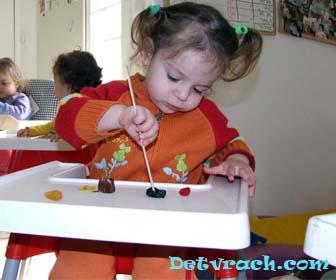 Как сделать чтобы ребёнок ел