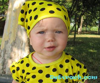 Ядерная желтуха новорожденного