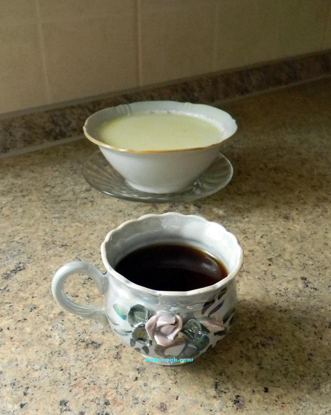 Кофе для мамы!