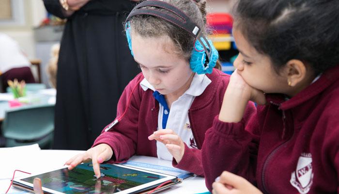Приложение проверяет слух детей
